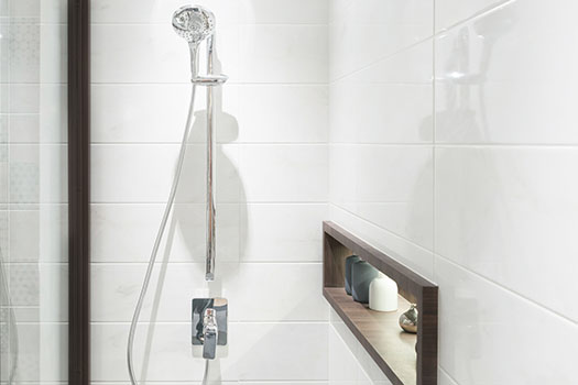 I want a new shower!